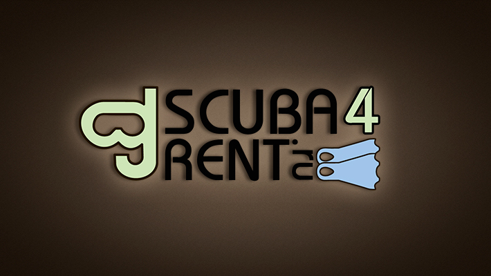 логотип интернет магазина Scuba4Rent