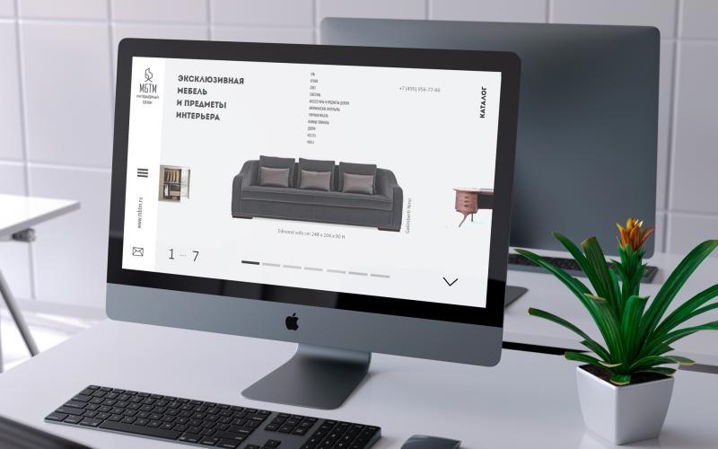 Брендинг мебельной компании
